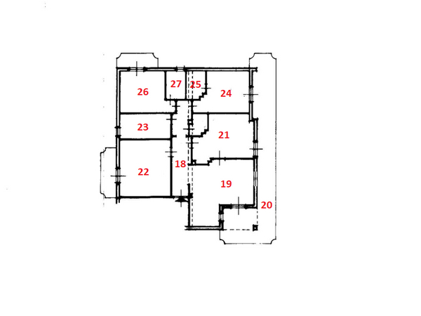 Asta 2148 palazzina polifunzionale real estate discount - Bagno 01 san benedetto po ...