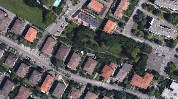 Immagine n0 - Planimetria - Vista aerea - Asta 215