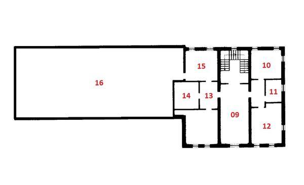 Immagine n7 - Planimetria - Piano primo - Asta 2165