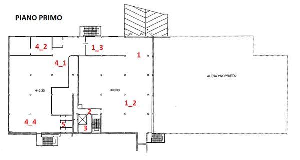 Immagine n0 - Planimetry - Virtual tour plan - Asta 2185