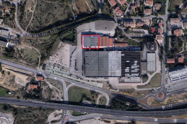 Immagine n0 - Planimetry - Aerial view - Asta 2185
