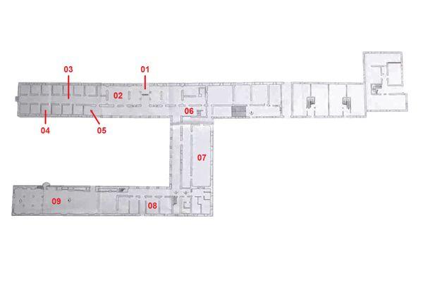 Immagine n0 - Planimetria - Piano terra - Asta 2188