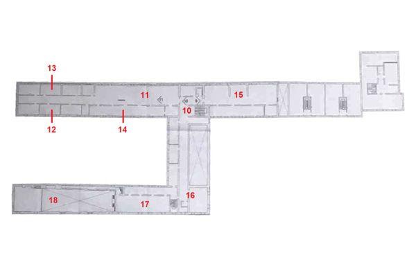 Immagine n0 - Planimetria - Piano primo - Asta 2188