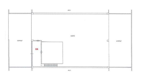 Immagine n0 - Planimetry - First floor - Asta 2194