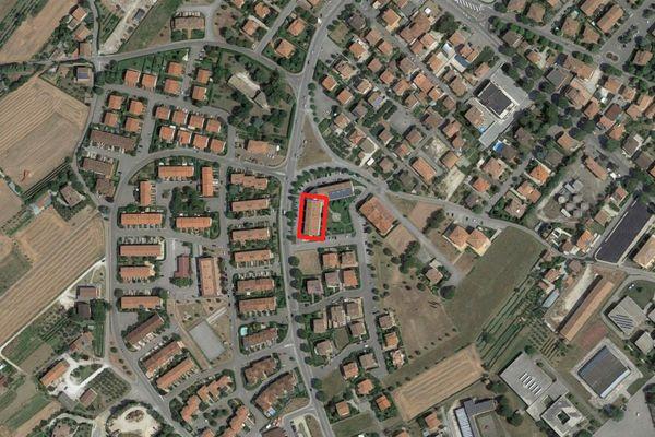 Immagine n1 - Planimetry - Aerial view - Asta 2226