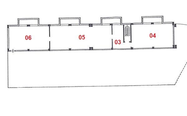Immagine n3 - Planimetry - Basement - Asta 2226