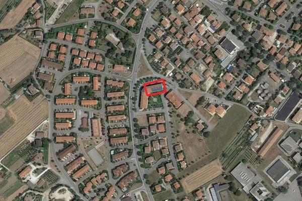 Immagine n1 - Planimetry - Aerial views - Asta 2227