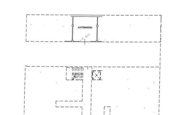 Immagine n2 - Planimetria - Piano interrato - Asta 2238