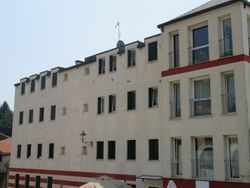 Appartamento al piano terzo e posto auto