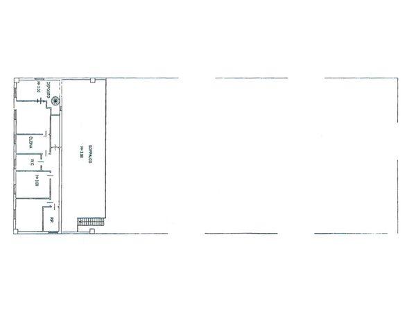 Immagine n1 - Planimetria - Piano primo - Asta 2292