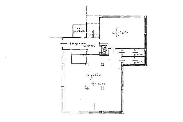 Immagine n0 - Planimetria - Piano terra - Asta 2297