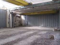 Production hall with storage and private courtyard - Lot 2315 (Auction 2315)