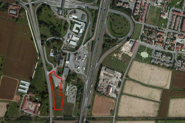 Immagine n0 - Planimetria - Vista aerea - Asta 237