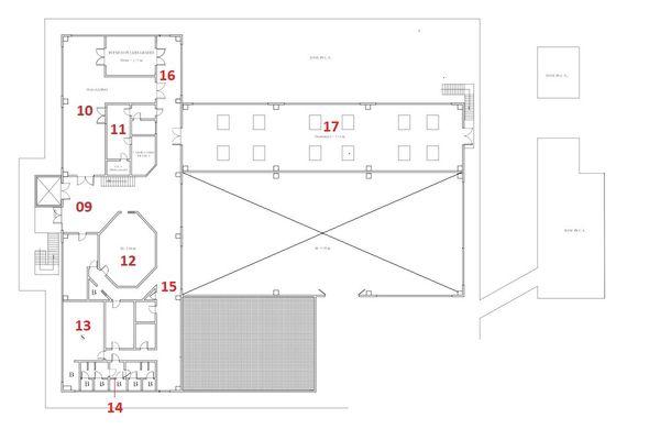 Immagine n8 - Planimetry - First floor - Asta 2502