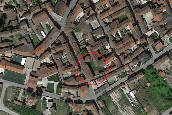Immagine n0 - Planimetry - Aerial view - Asta 2557