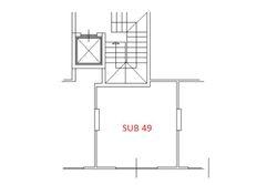 Box auto al piano interrato - sub 49 - Lotto 2595 (Asta 2595)