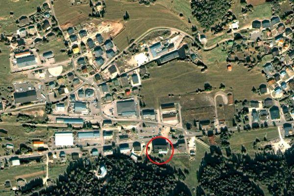 Immagine n0 - Planimetry - Aerial view - Asta 2609