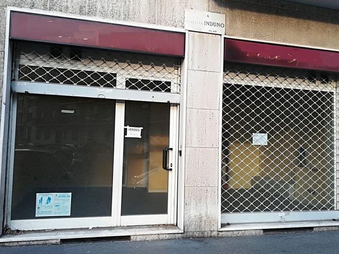 2666fbdcd30f Asta 2650: Negozio zona semicentrale di milano - Real Estate Discount