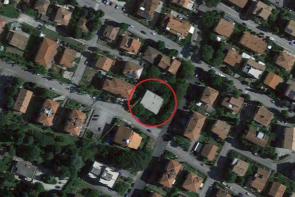 Immagine n0 - Planimetria - Vista aerea - Asta 2679