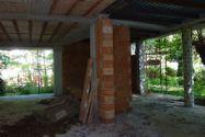 Immagine n3 - Terreno residenziale con scheletro di bifamiliare - Asta 2679