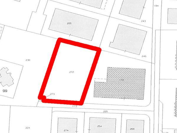 Immagine n1 - Planimetria - Estratto di mappa - Asta 2739