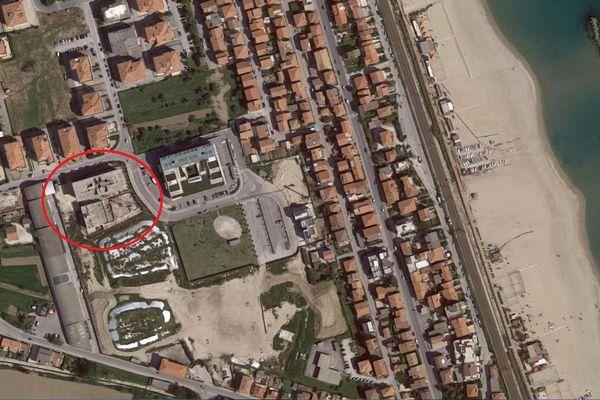 Immagine n0 - Planimetria - Vista aerea - Asta 2752