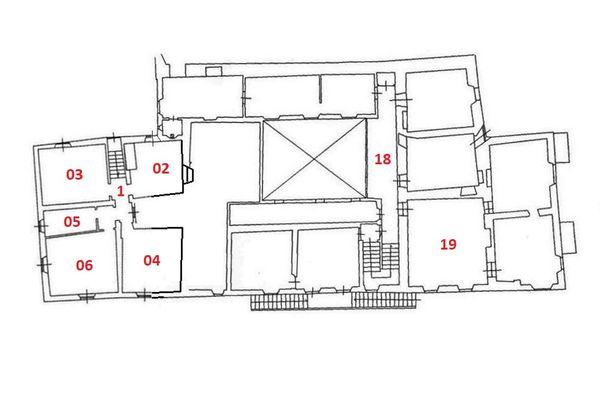 Immagine n0 - Planimetria - Piano primo - Asta 2765