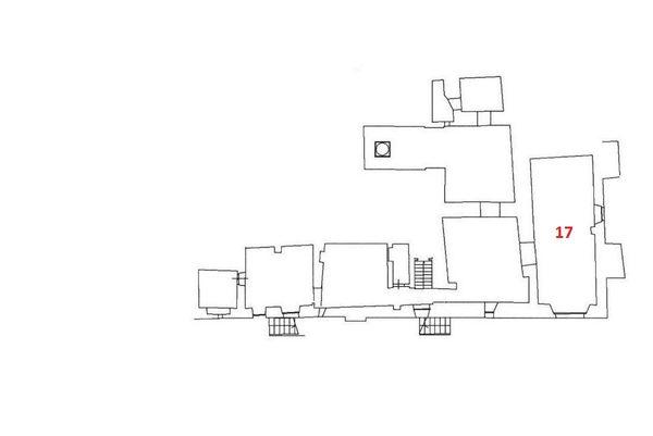 Immagine n0 - Planimetria - Piano seminterrato - Asta 2765