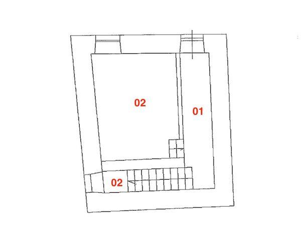 Immagine n0 - Planimetria - Piano terra - Asta 2775
