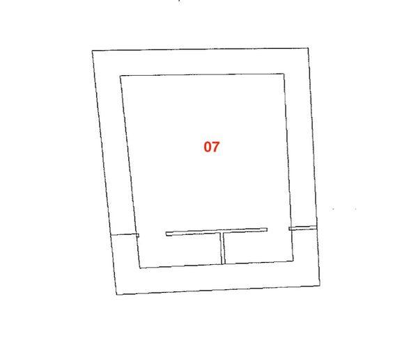 Immagine n0 - Planimetria - Piano terzo - Asta 2775