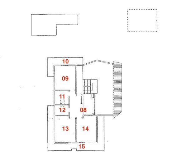 Immagine n0 - Planimetria - Piano primo - Asta 2777