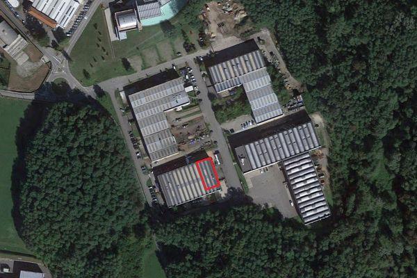 Immagine n0 - Planimetry - Aerial view - Asta 2781