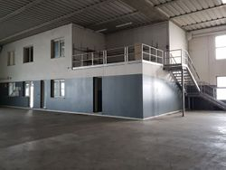 Warehouse with offices and outdoor area - Lote 2807 (Subasta 2807)