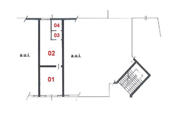 Immagine n0 - Planimetria - Piano terra - Asta 2836