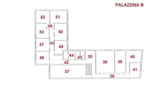 Immagine n0 - Planimetria - Piano primo - B - Asta 2846