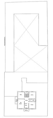Immagine n3 - Planimetry - First floor - Asta 287