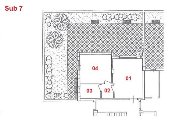 Immagine n1 - Planimetria - Piano terra - Asta 2877