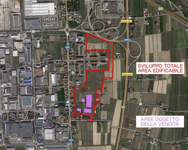 Immagine n0 - Planimetria - Vista aerea - Asta 288