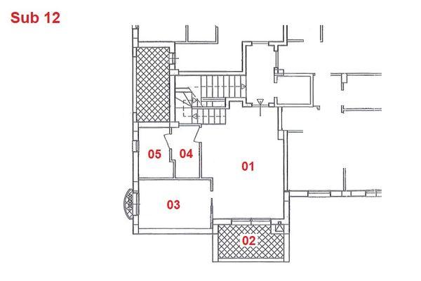 Immagine n0 - Planimetria - Piano primo - Asta 2880