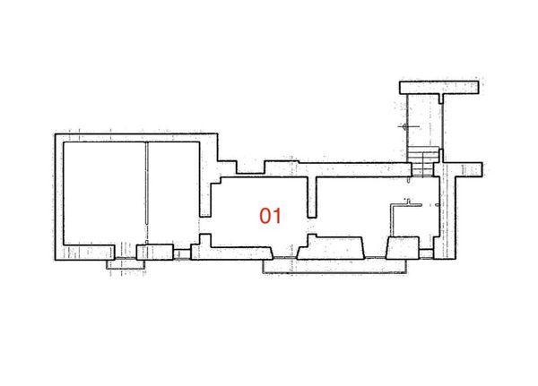 Immagine n0 - Planimetria - Piano rialzato - Asta 2890