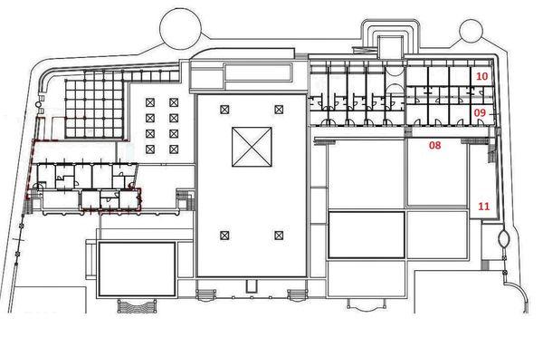 Immagine n2 - Planimetry - A - First floor - Asta 2910