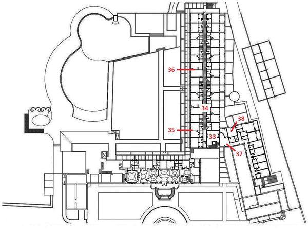 Immagine n4 - Planimetry - BCD - First floor - Asta 2910