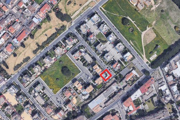 Immagine n0 - Planimetria - Vista aerea - Asta 2927