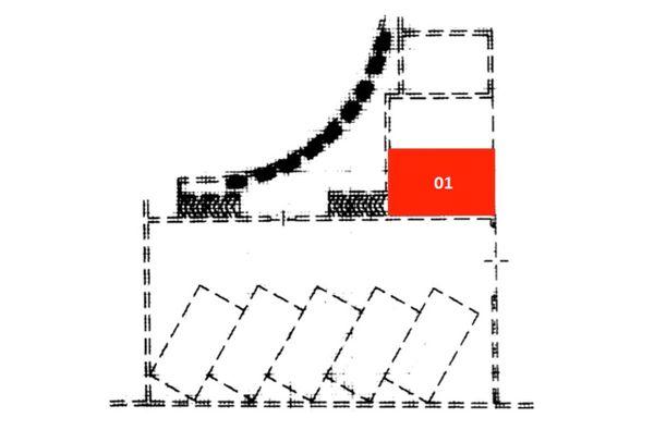 Immagine n0 - Planimetria - Piano terra - Asta 2927
