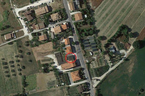 Immagine n0 - Planimetria - Vista aerea - Asta 3148