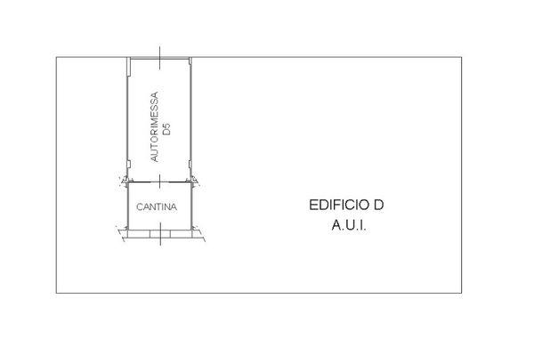 Immagine n1 - Planimetria - Piano terra - Asta 3202