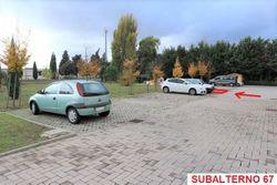 Posto auto esterno sub 67 - Lotto 3205 (Asta 3205)