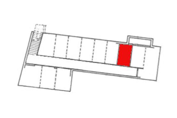 Immagine n1 - Planimetria - Piano interrato - Asta 326