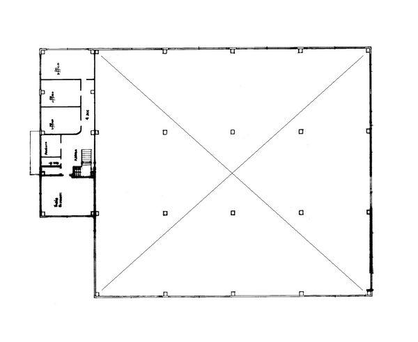 Subasta 3303: Galpon con bloque de oficinas y cabina enel