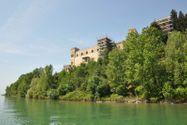 Immagine n1 - Castello su Isola Maggiore del Lago Trasimeno - Asta 3324
